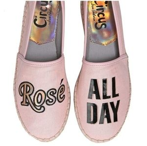 Rose' Slip Ons